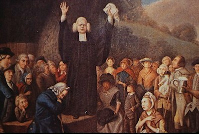 whitefield evangelist for god George whitefield 1714-1770 english evangelist george whitefield was  however, his diligence and sacrifice helped turn two nations back to god jonathan.
